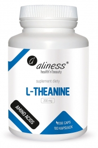 ALINESS L-Theanine 200 mg 100 kaps.