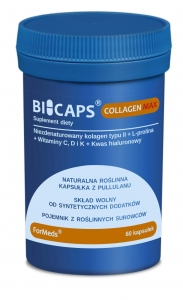ForMeds BICAPS® Collagen Max 60 kaps.