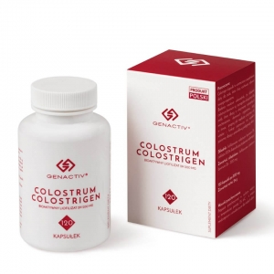 GENACTIV Colostrum Colostrigen 200 mg 120 kaps.